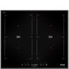Taque de cuisson Induction SMEG Double Flex SIM562B