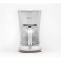 Percolateur Cafetière Domo Puur DO476K 1.5L Blanc