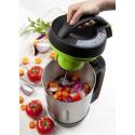 Mixeur à soupe Domo DO498BL 1.6L inox 3 fonctions automatiques
