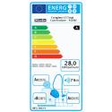 Aspirateur traîneau Miele Complete C3 Total Care EcoLine - SGSH2