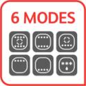 Four Posable Moulinex Optimo OX464810 33 L 1600 W Noir