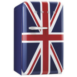 Réfrigérateur Années 50 Smeg FAB10RUJ Union Jack