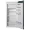 Réfrigérateur intégré Smeg FR205A A+ glissières freezer 122cm