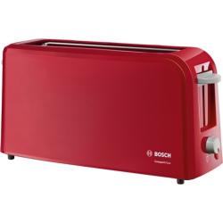 Grille-pain Bosch TAT3A004 CompactClass Rouge 1 large fente