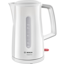 Bouilloire Bosch TWK3A011 CompactClass Blanc