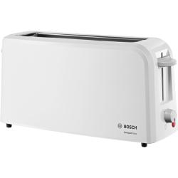 Grille-pain Bosch TAT3A001 CompactClass Blanc 1 large fente
