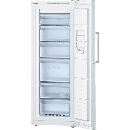 Congélateur No Frost Bosch GSN29VW30 A++ 161cm Blanc