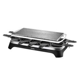 Pierrade-Raclette Tefal  PR4578 inox - Design 10p