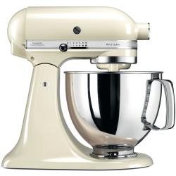 Robot sur socle KitchenAid Artisan 5KSM125PSEAC 4.8L Crème