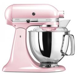 Robot sur socle KitchenAid Artisan 5KSM175PSESP 4.8L Silk Pink