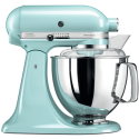 Robot Pâtissier KitchenAid Artisan 5KSM175PSEIC 4.8L Bleu Glacier