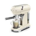 Machine à Café Expresso Smeg Années'50 ECF01CREU Crème