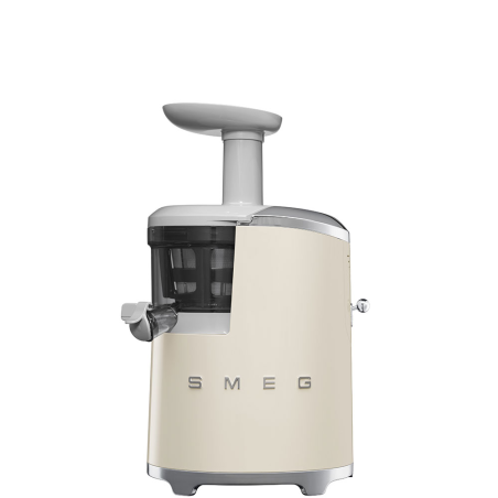 Extracteur de Jus SMEG SJF01CREU Années 50 Crème