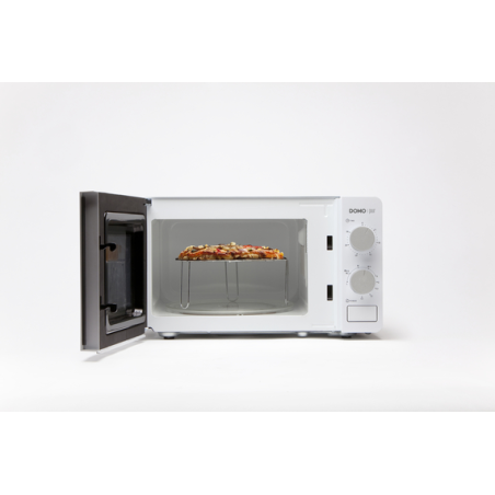 Micro-ondes Domo Blanc avec Grill DO2328G