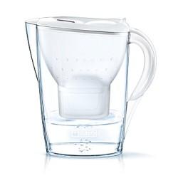 Carafe à eau BRITA Marella Blanche 2,4L