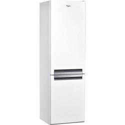 Réfrigérateur Combiné Whirlpool A++ BLF8122W Blanc