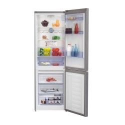 Réfrigérateur Combiné Beko RCSA330K30PT Inox Look A++