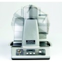 Gaufrier rotatif DO9043W Domo inox semi pro
