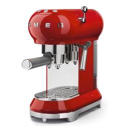 Machine à Café Smeg ECF01RDEU Rouge