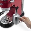 Machine à Café Expresso DELONGHI EC685R Dedica Style Rouge
