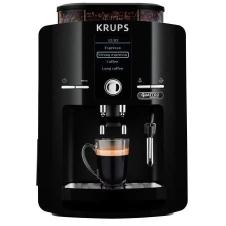 Machine à café automatique Krups EA82F010 Espresseria Cappuccino