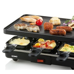 Raclette Grill 6 personnes Domo DO9188G