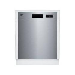 Lave-vaisselle sous encastrable inox BEKO DUN16330X