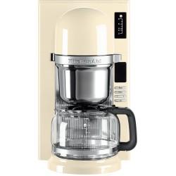 Cafetière à café filtre infuseur Kitchen Aid 5KCM0802EAC Crème