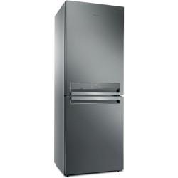Réfrigérateur Combiné Whirlpool BTNF5323OX3 No Frost Inox