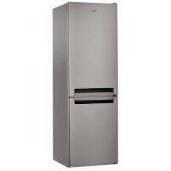 Réfrigérateur Combiné Whirlpool BLF8122OX Look Inox