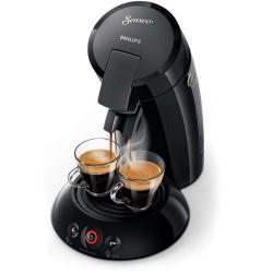 Machine à café Senseo Philips HD6554/60 Noir corbeau