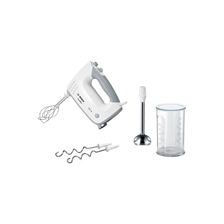 Mixeur batteur électrique Bosch MFQ36470 Blanc
