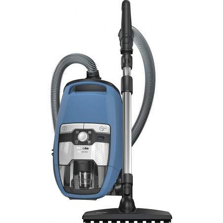 Aspirateur sans sac Miele Blizzard Cx1 Parquet PowerLine Bleu tec
