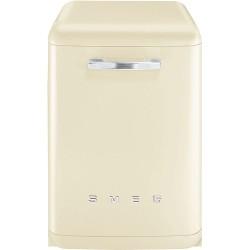 Lave vaisselle Smeg LVFABCR Années 50 Crème