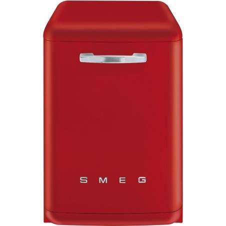 Lave-vaisselle Smeg LVFABRD Années 50 Rouge