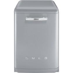 Lave-vaisselle Smeg LVFABSV Années 50 Gris métal