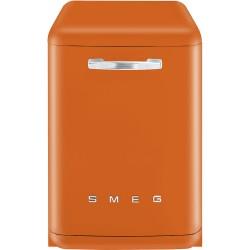 Lave-vaisselle Pose Libre SMEG Années'50 LVFABOR Orange Vintage
