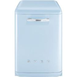 Lave vaisselle Smeg LVFABPB Années 50 Bleu Azur
