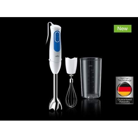 Mixeur plongeant Braun MQ3005WH Cream 700W