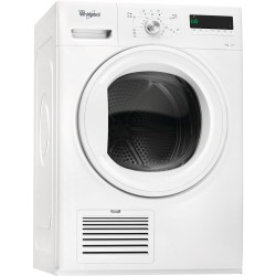 Sèche-linge pompe à chaleur Whirlpool HDLX 70410 7Kg A++