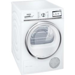 Sèche-linge pompe à ch Siemens WT47Y7H1FG 9Kg A++ Home Connect
