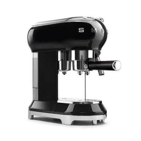 Machine à Café Expresso Smeg Années'50 ECF01BLEU Noir