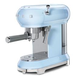 Machine à Café SMEG ECF01PBEU Bleu