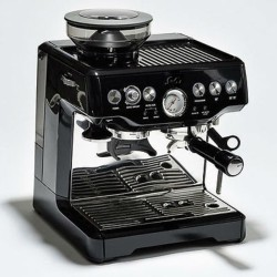Machine Expresso Solis Grind - Infuse 951.20 Black  Pro