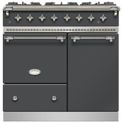 Fourneau Beaune Lacanche Série LC LG962GCT Noir/Laiton