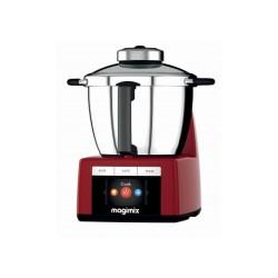 Cook Expert Magimix Robot cuiseur Multifonctions 18904B Rouge