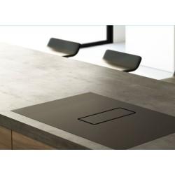 Table de cuisson Novy avec hotte intégrée 1801 ONE POWER