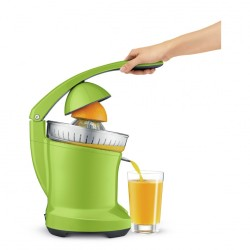 Presse agrumes Solis Citrus Juicer Pro 921.57 vert type 856