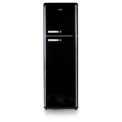 Réfrigérateur Combi Top Domo Vintage DO919RKZ Noir