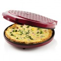 Pizza Maker Domo DO9177PZ My Express Rouge